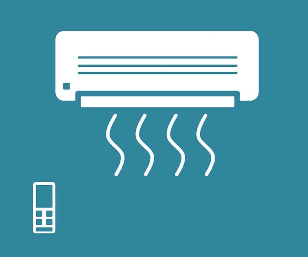 El sistema de aire acondicionado utiliza tanto la red eléctrica como la energía solar térmica. El sistema de aire acondicionado siempre requiere alimentación eléctrica para operar los ventiladores y los componentes de control eléctrico.
