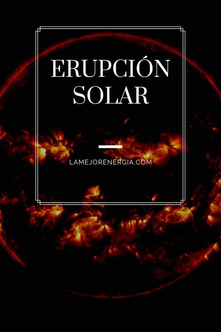 pinterest erupción solar